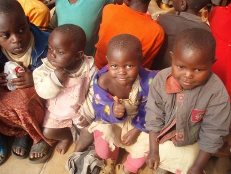 Becas educativas. Kapsbet. Kenya