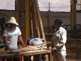 Fortalecimiento de las capacidades de jóvenes emprendedores del sector maderero del valle de Cusco.